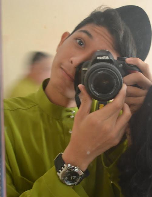 MY WORLD ~ amir ekhmal ~