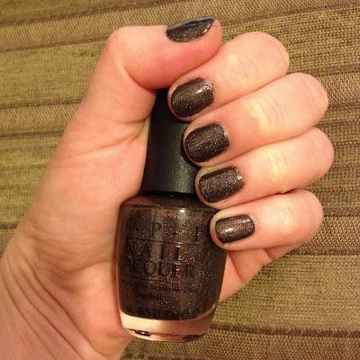 OPI, OPI My Private Jet, OPI nail polish, OPI manicure, nail, nails, nail polish, polish, lacquer, nail lacquer, mani, manicure