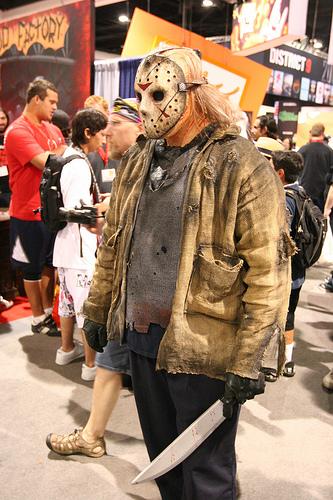 Cosplay para Halloween Jason Viernes 13