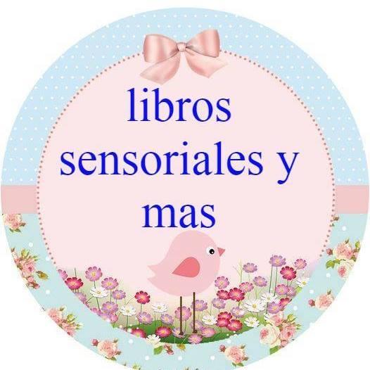 Libros sensoriales y mas