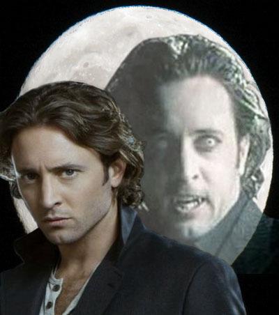 Chaos in the moonlight team vampire for Moonlight serie