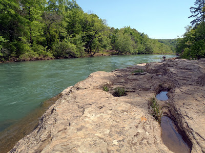 Mulberry River Arkansas