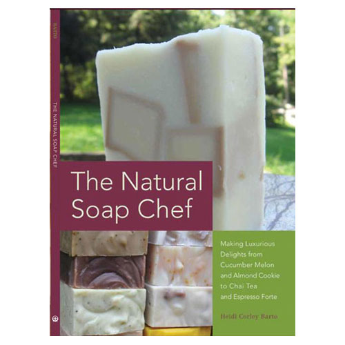 ... soap is made from scratch i haven t made or seen anyone making soap at
