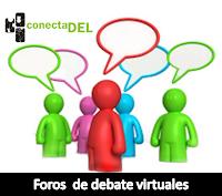 Vacantes para foro de debate virtual: Enfoque pedagógico en DEL