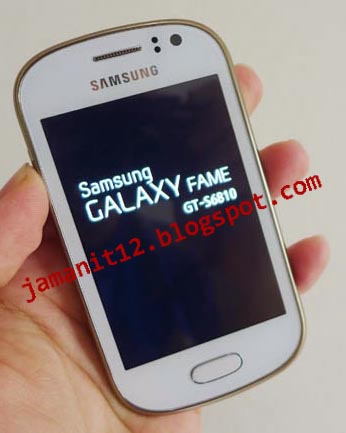 Jaman It Samsung Galaxy Fame Restart Terus