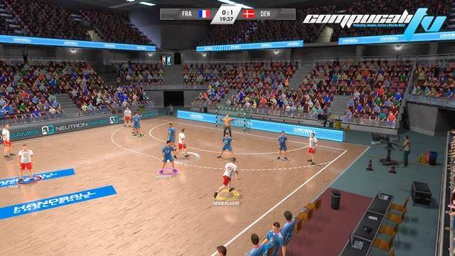 IHF Handball Challenge PC Full Español