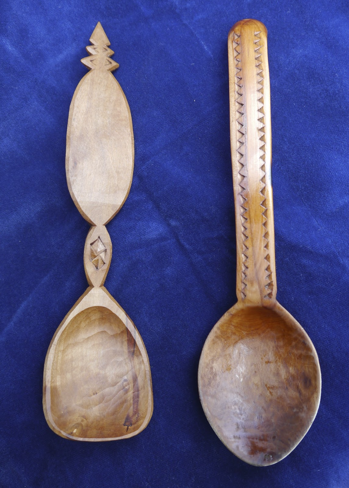 Spoon carving first steps recent kuksa and spoons