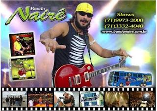 BAIXAR - Nairê - Aniversário da Eldorado FM - LAGARTO - SE - 20.10.12