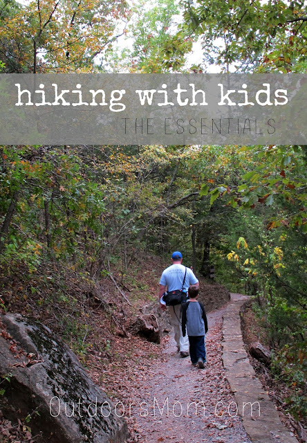 Hiking With Kids: The Essentials