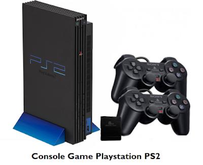 Harga Playstation PS2