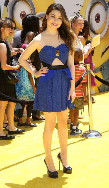 Miranda Cosgrove Despicable Me 2 Mi villano favorito 2 Melissa Joan Hart ShurKonrad 3