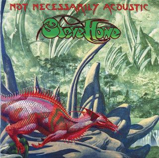 Steve Howe - Not Necessarily Acoustic album cover