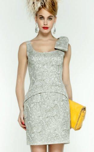 vestidos para fiesta primavera verano 2012