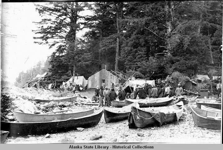 The alaska native studies blog september 2013 for Alaska fishing camps