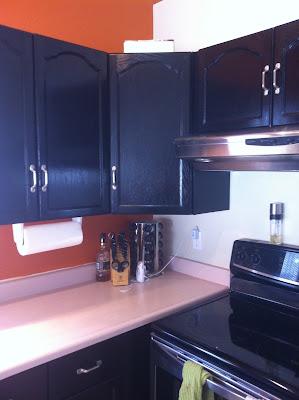 Update Oak Cabinets