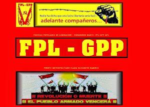 """1 de Abril de 1970 Fuerzas Populares de Liberacion """"Farabundo Marti"""" FPL FM GPP-GPL ROM PAV"""