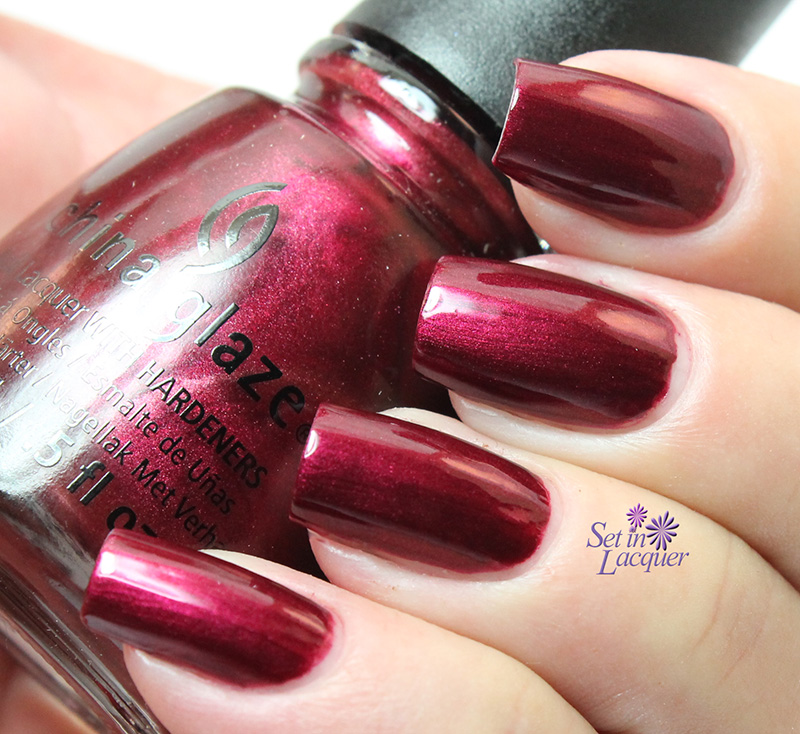 China Glaze - Define Good...