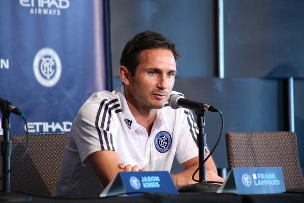 Lampard: Saya Senang Bisa Bermain Satu Klub Dengan Pirlo