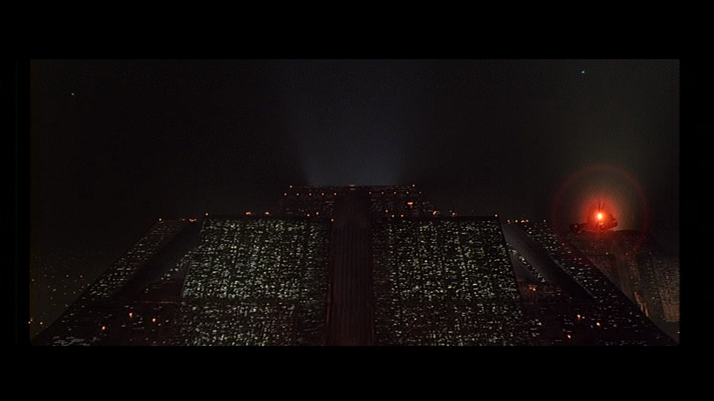 Blade Runner 1982 film ridley scott harrison ford sci fi philip K dick opening sequence los angeles tyrell corporation