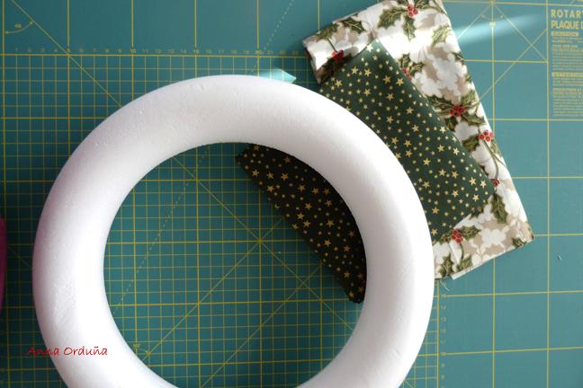Patchwork en casa patchwork with love tutorial adornos - Como hacer motivos navidenos ...