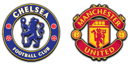 Chelsea vs Man Uniteds Premier League October 28, 2012