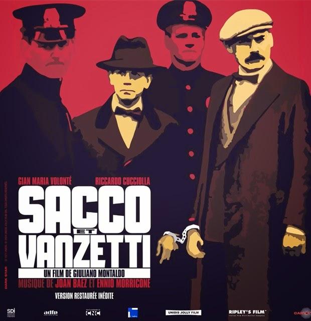 Sur Sacco et Vanzetti  sacco