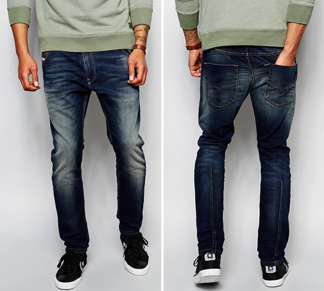 Skinny Jeans for Muscular legs on guys | Volts Africa