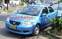Sopir Taksi Blue Bird Cabuli Artis FTV