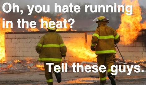 Se for correr no calor, corra protegido - Dicas básicas para se proteger no verão - Corrida de Rua