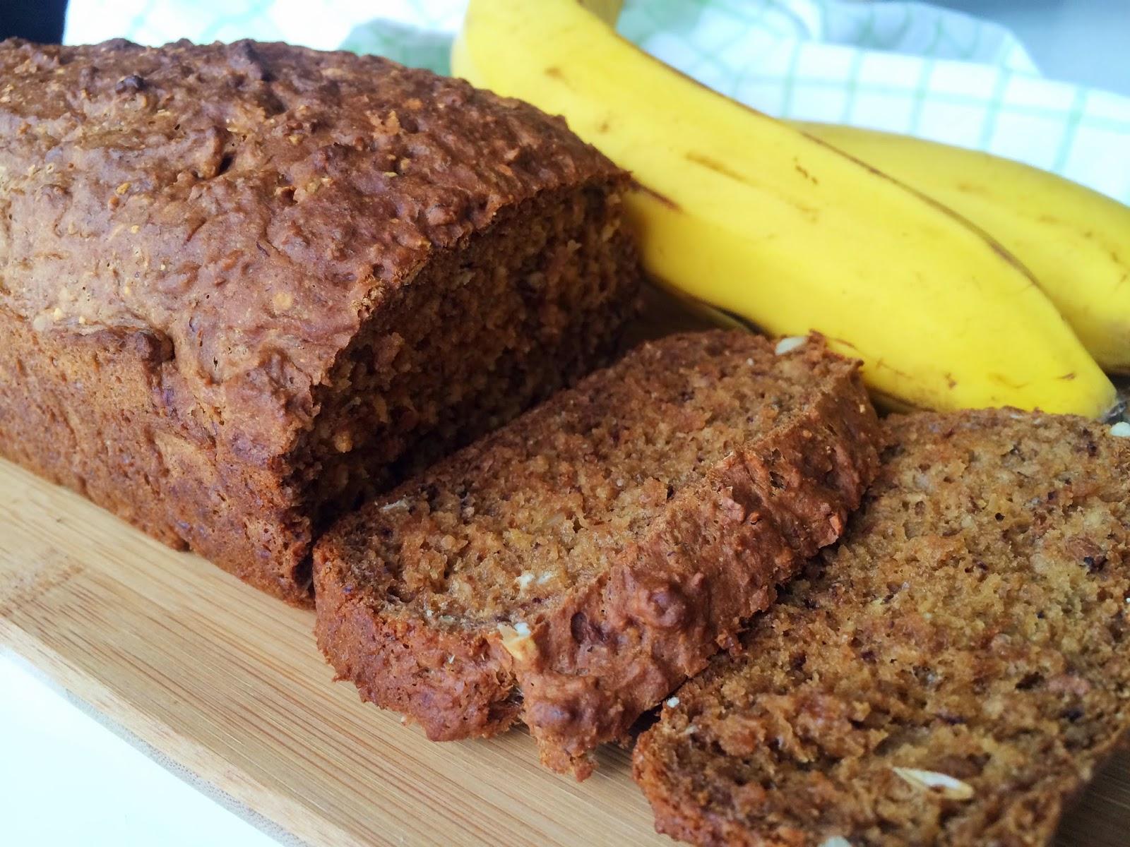 glutenfritt matbröd med bikarbonat