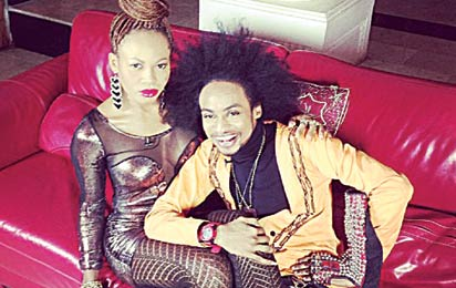 Denrele - Goldie was my support system