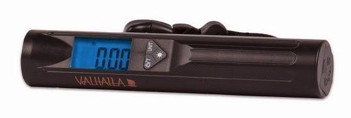 Valhalla Luggage Scale