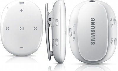 Samsung launched YP-W1 a pebble designed new mini DAP