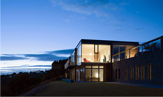 beauty fastnet house design