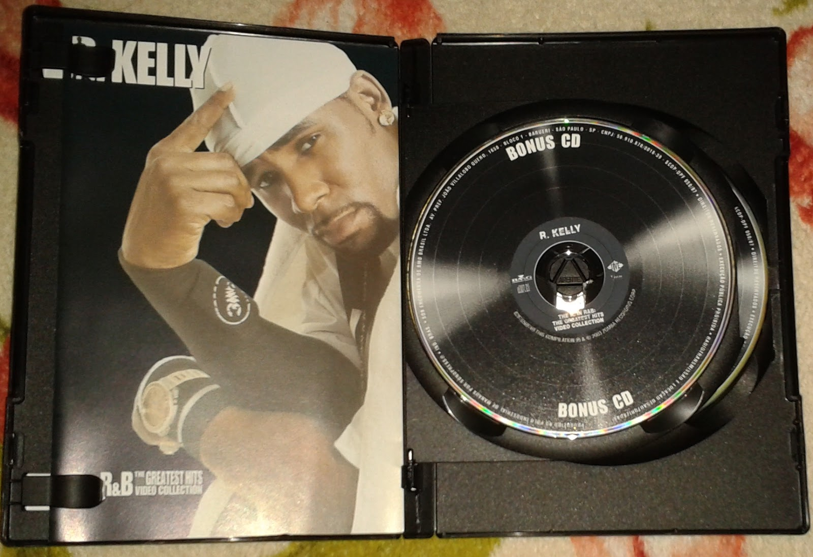 R. Kelly - Greatest Hits' 2000