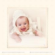 Imágenes Originales Navideñas con Fotos de Bebes para Twitter imã¡genes encantadoras de bebes para navidad