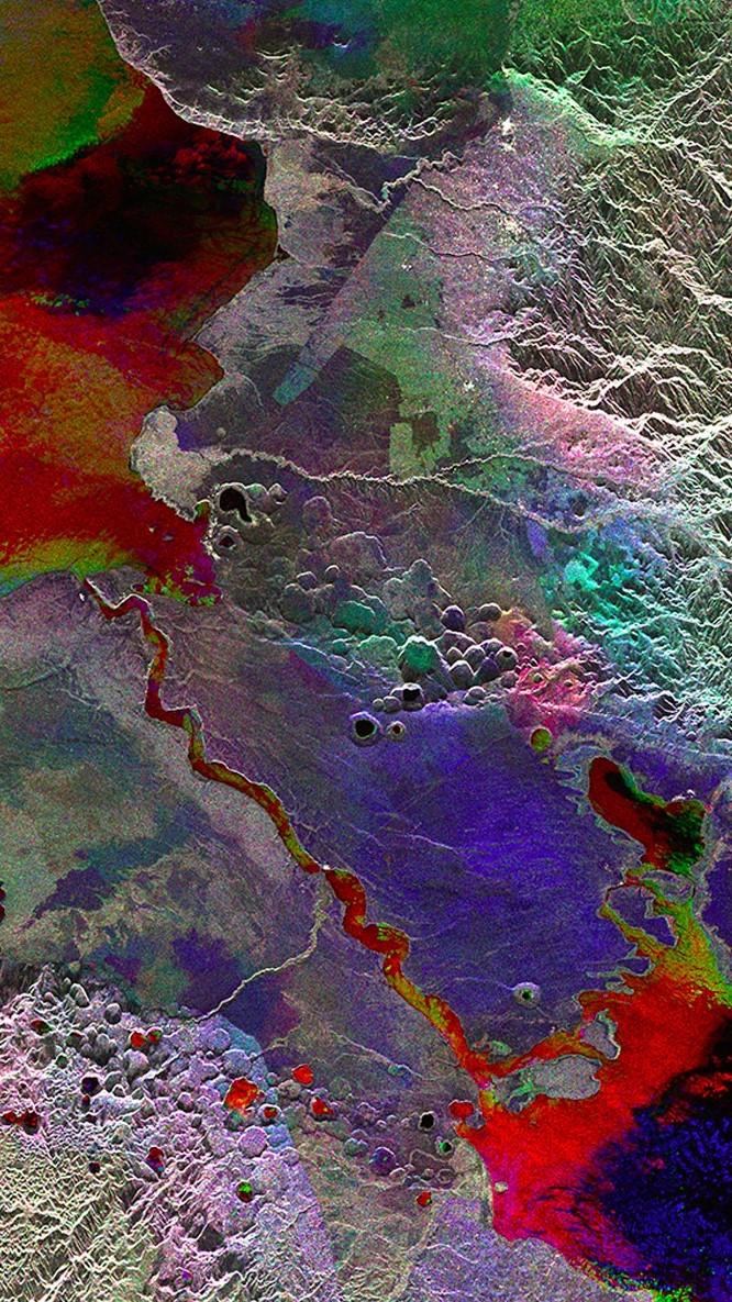 Composite Satellite Imagery