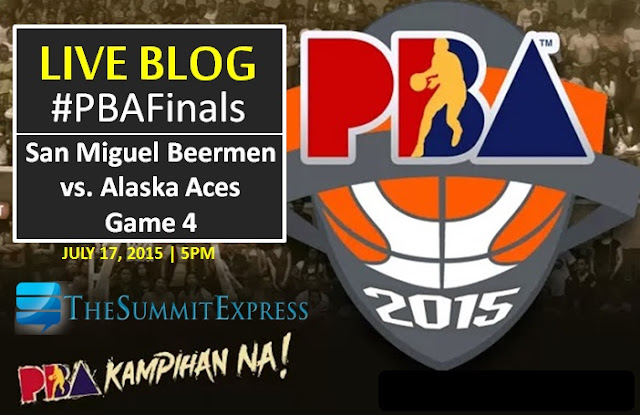 San Miguel vs. Alaska PBA Governors' Cup Finals Game 4