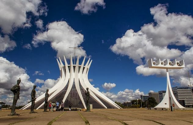 Apuntes revista digital de arquitectura la catedral de - Arquitecto de brasilia ...