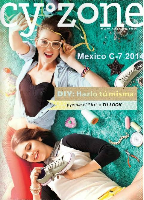 cyzone campaña 7 de 2014 mexico
