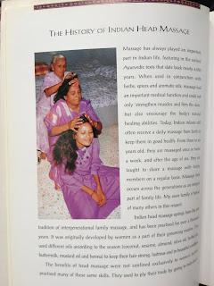 Curso masaje craneal hindú