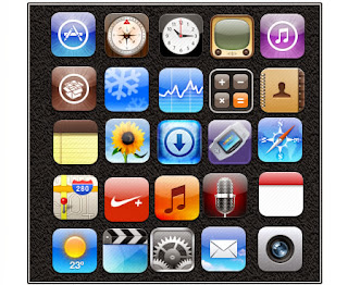 Icon Ipad iphone