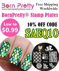 Скидка 10% в магазине BornPrettyStore по коду SAEQ10