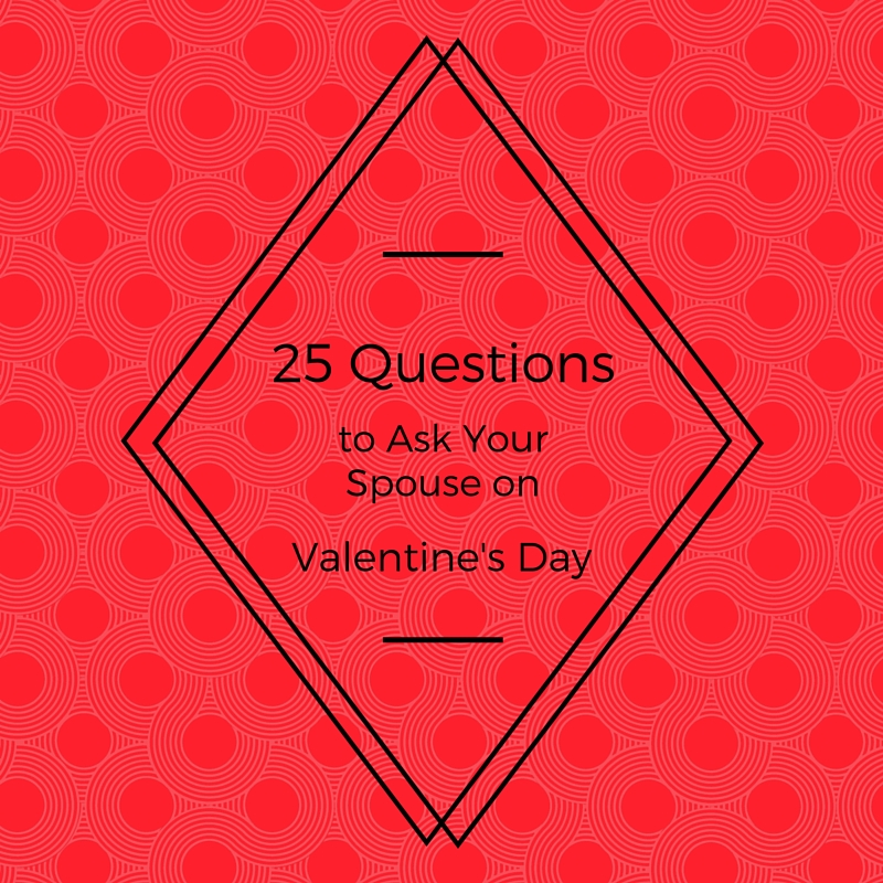 25 questions to ask your partner