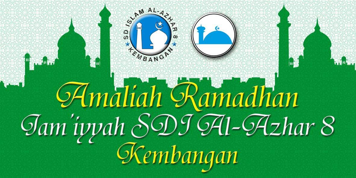 Contoh Spanduk Ramadhan