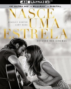 Nasce Uma Estrela 4K Torrent Download  Ultra U BluRay 4K