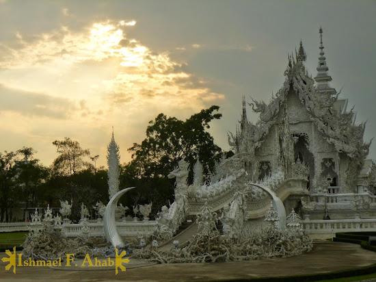 North Thailand - White Temple
