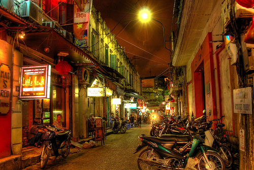 Asked asian restaurant k street