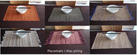 Placemats / Alas piring