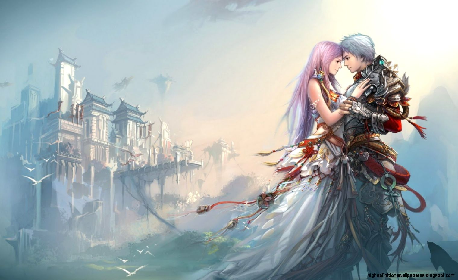 Sad Anime Love Wallpapers Hd High Definitions Wallpapers